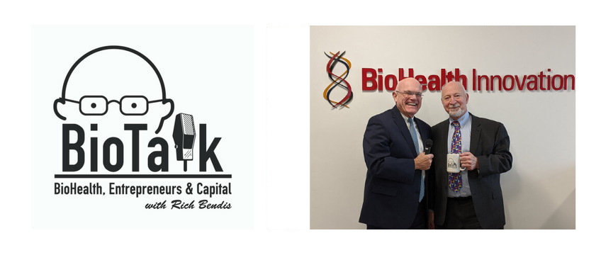 Stewart L. Edelstein, Ph.D., Executive Director of the Universities at Shady Grove, Joins Rich Bendis on BioTalk