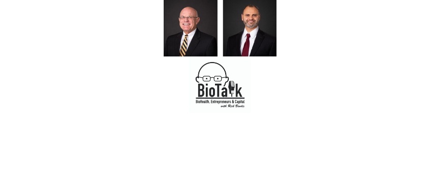 Anthony D. Saleh, Ph.D., CEO of miRecule, joins Rich Bendis on BioTalk