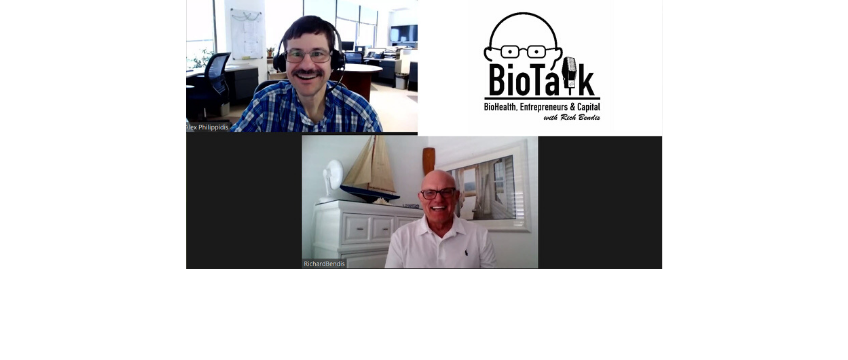 Alex Philippidis, Genetic Engineering and Biotechnology News Senior News Editor, Guests on BioTalk