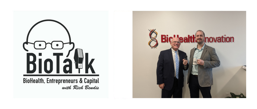 Chris Frew, Founder of BioBuzz and Workforce Genetics, Joins Rich Bendis on BioTalk