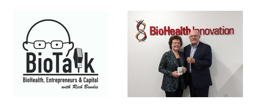 BHI Managing Director, Economic Development, Judy Costello joins BioTalk to discuss her Career, BioHealth Innovation, and the BioHealth Capital Region