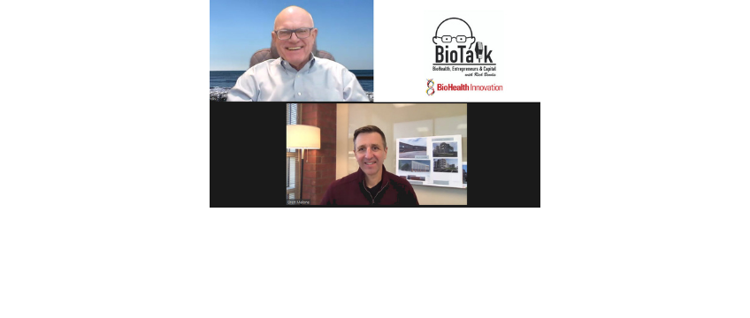 Brett Malone, Ph.D., President and CEO of the Virginia Tech Corporate Research Center, Guests on BioTalk