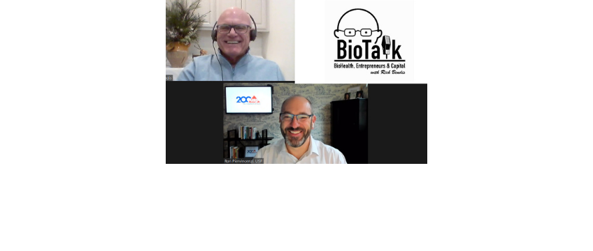 United States Pharmacopeia CEO Ronald T. Piervincenzi, Ph.D. Joins Rich Bendis on the BioTalk Podcast