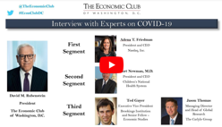 28 David Rubenstein Interviews Economic Experts on COVID 19 YouTube