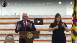 Governor Hogan Announces Acquisition of 250 000 Rapid Antigen Tests from Becton Dickinson thebaynet com TheBayNet com Articles