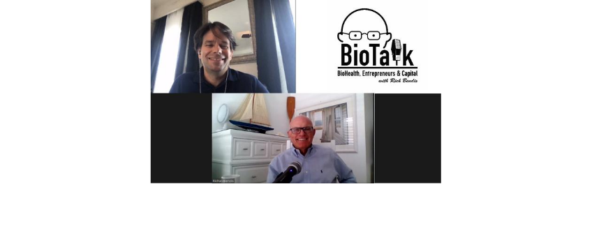 BioFactura, Inc. Co-Founder, President & CEO, Darryl Sampey, PH.D., Virtually Sits Down with Rich Bendis for BioTalk