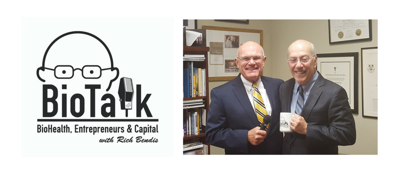Children's National Health System President and CEO Kurt Newman, M.D Interviewed on New Episode of BHI Podcast - BioTalk with Rich Bendis