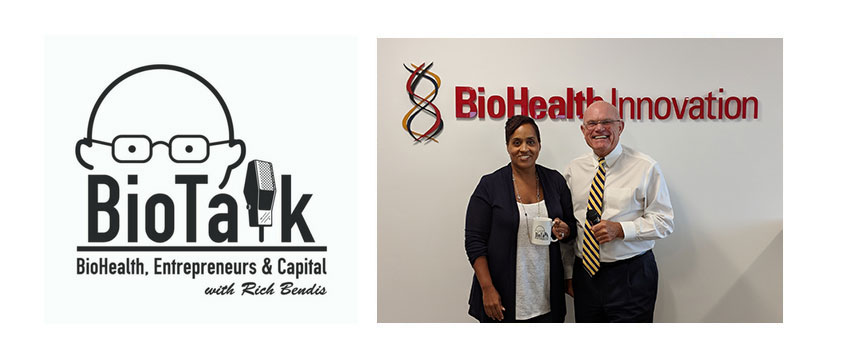 Quality Biological, Inc. (QBI) President and CEO Angela Graham joins Rich Bendis for New Episode of BioTalk