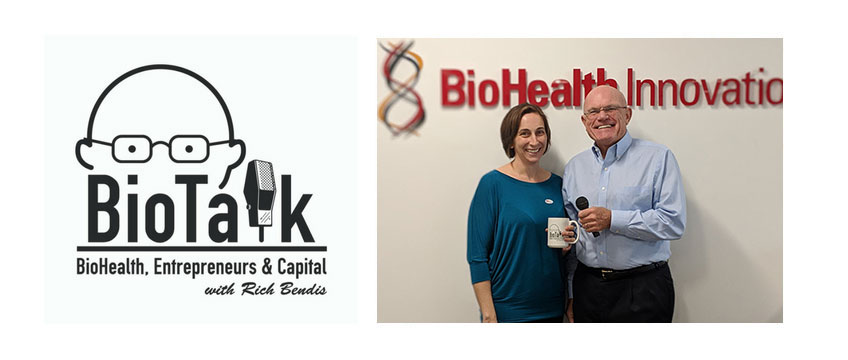 Gemstone Biotherapeutics CEO Emily English joins Rich Bendis on BioTalk