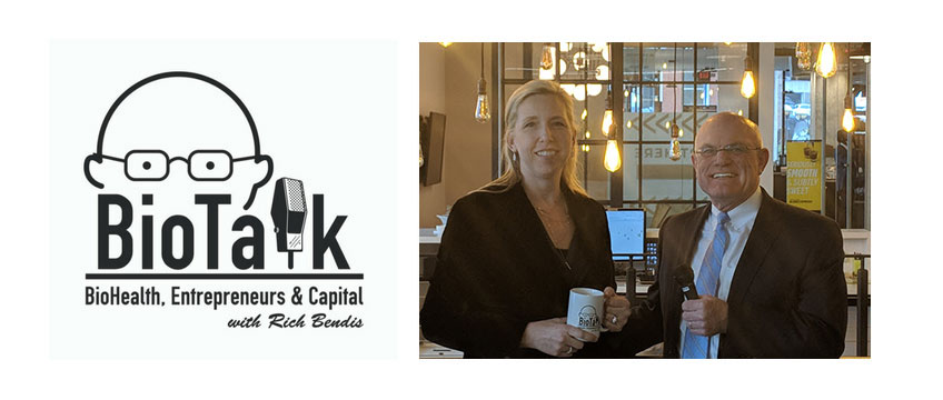 Christy Wyskiel, Senior Advisor to the President at Johns Hopkins University, chats with host Rich Bendis for new episode of BioTalk
